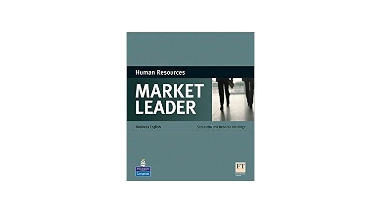 دانلود رایگان کتاب آموزش زبان انگلیسی برای رشته منابع انسانی Market Leaders-Human Resources