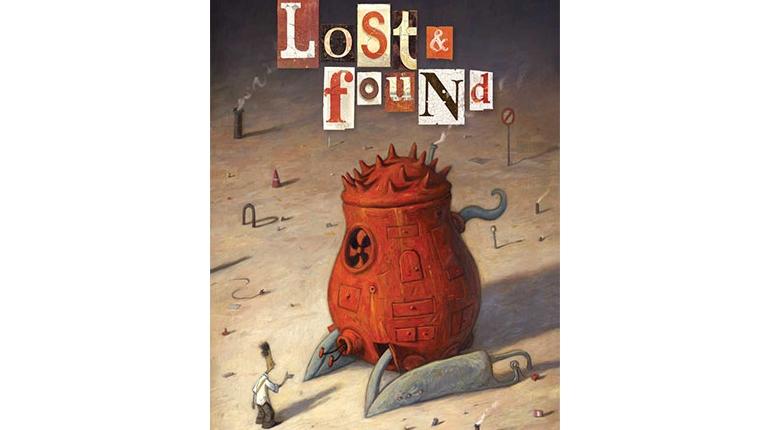 دانلود انیمیشن کوتاه گمشده ۲۰۱۰ The Lost Thing
