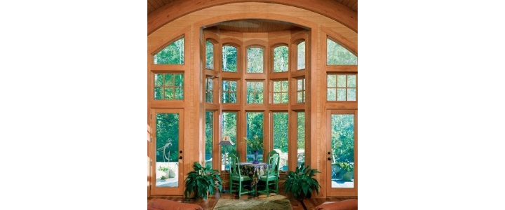 شرکت فروش در پنجره های دو سه جداره چند ضلعی