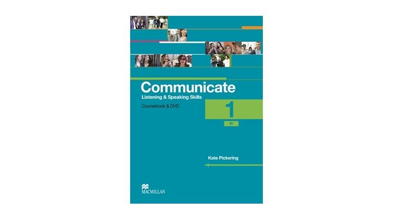 دانلود کتاب های آموزش مهارت گفتاری Communicate