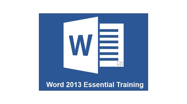 دانلود  آموزش کامل ورد  Word 2013
