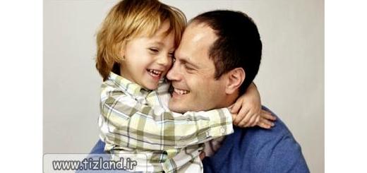 برای افزایش هوش کودکتان به او محبت کنید