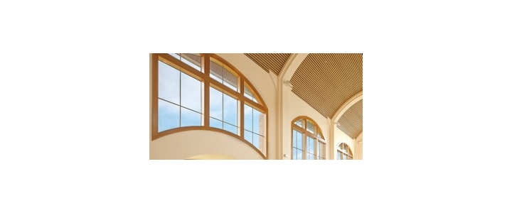 شرکت فروش پنجره های دوجداره چند ضلعی