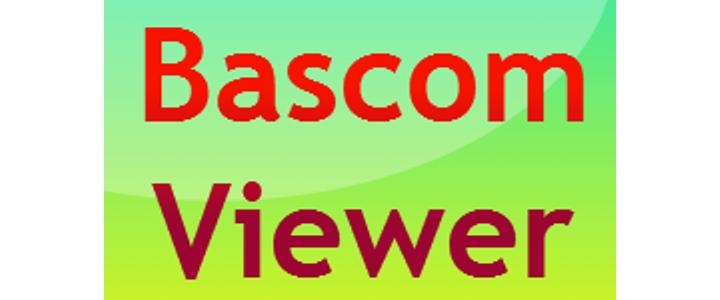 اپلیکیشن اندرویدی نمایش فایلهای بسکام bascom viewer