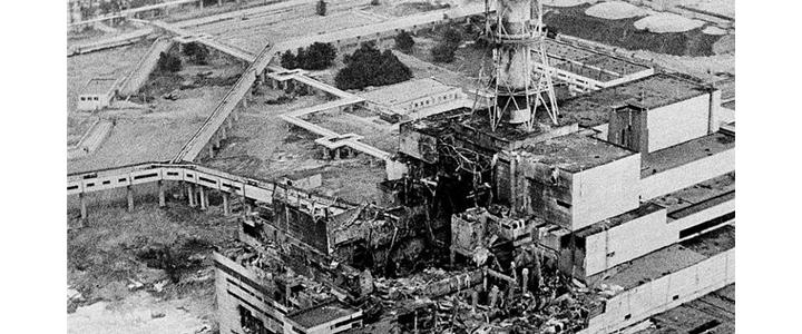 سیامین سالگرد انفجار درنیروگاه هستهای چرنوبیل