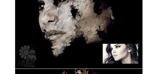 دانلود اکشن فتوشاپ ایجاد افکت های هنری متنوع بر روی صورت