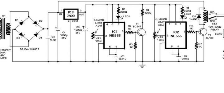 مدارهای ساده الکترونیکی(محافظ وسایل برقی)