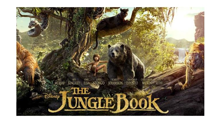 دانلود رایگان انیمیشن The Jungle Book 2016