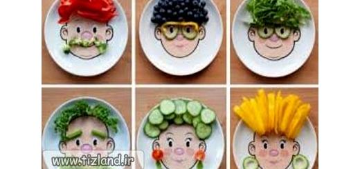ویتامین های موثر در زیبایی کودک