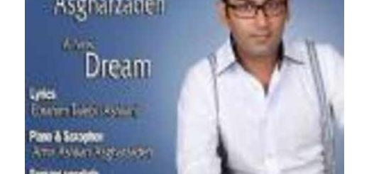 دانلود آلبوم جدید و فوق العاده زیبای آهنگ تکی از امیراشکان اصغرزاده