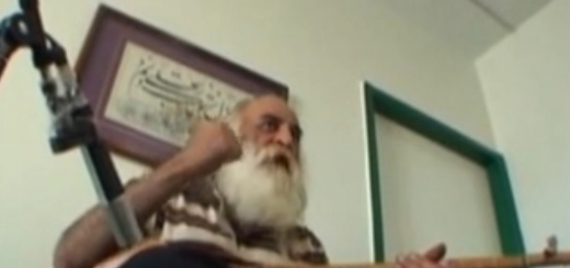 کلاس درس استاد محمدرضا لطفی – مکتب میرزا عبداله (تصویری)
