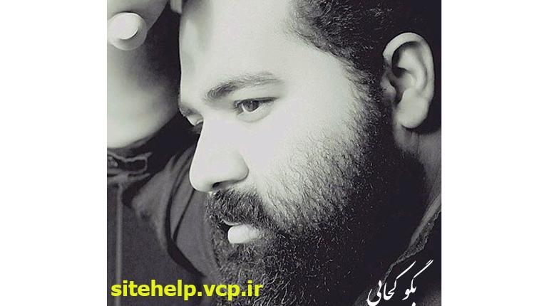 دانلود آهنگ جدید ایرانی رضا صادقی بگو کجایی با لینک مستقیم