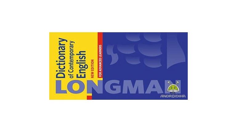 قدرتمندترین دیکشنری انگلیسی برای گوشی (اندرویید)  Longman Dictionary of English v1.3