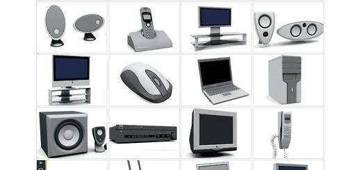دانلود مدل های آماده سه بعدی آرچ مدل - سینمای خانگی و سرویس های زیر تلویزیونی و ضبط و متعلقات و میز کامپیوتر ... - شماره 07