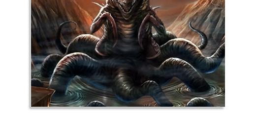 دانلود آموزش خلق یک هیولا در فتوشاپ