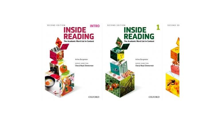دانلود ویرایش دوم کتاب های Inside Reading 2nd