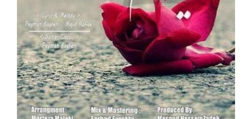 دانلود آلبوم جدید و فوق العاده زیبای آهنگ تکی از پیمان باقری