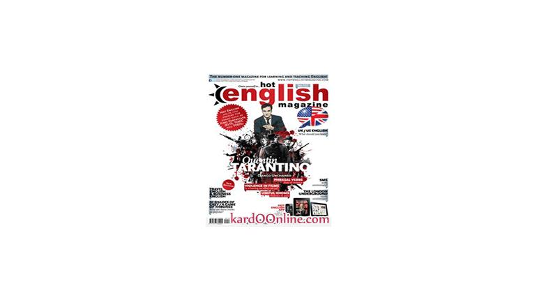 دانلود مجله آموزش انگلیسی Hot English Magazine No.132