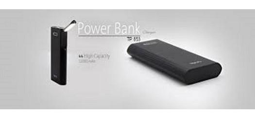 پاور بانک 12000 تسکو با قیمت مناسب همراه گارانتی
