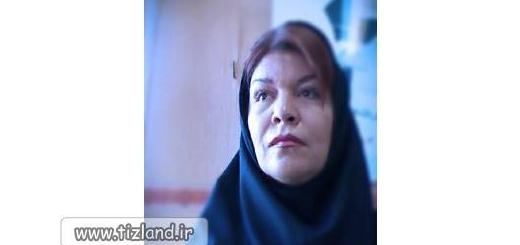 خانم حمیده مصدقی مشاور دبیرستان های تهران