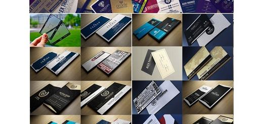 دانلود 150 تصویر لایه باز کارت ویزیت های متنوع