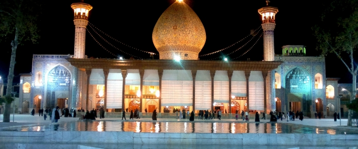 هجرت و شهادت حضرت احمد بن موسی شاهچراغ