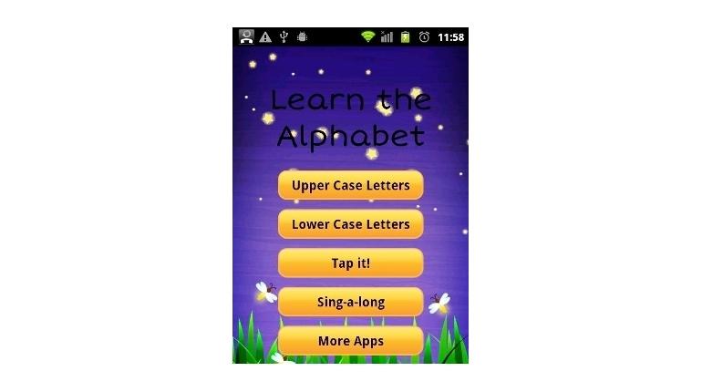 دانلود آموزش الفبای انگلیسی برای کودکان Learn the Alphabet (ABCs) 1.4.0