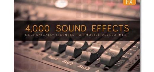 دانلود بیش از ۴۰۰۰ افکت صوتی