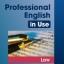 زبان انگلیسی برای رشته حقوق Professional English in Use – Law