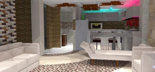 آموزش طراحی داخلی کامل ساختمان های مسکونی در ایران
