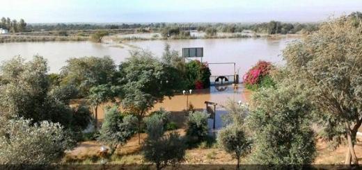 سایت میانرود دزفول تخریب شد
