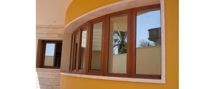 پروفیل در پنجره دو سه جداره ویستابست