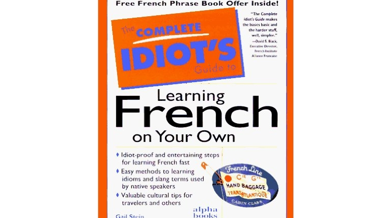 خودآموز زبان فرانسوی برای احمق ها
