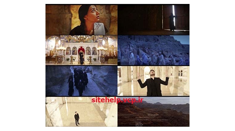 دانلود موزیک ویدئو جدید ایرانی سامی یوسف به نام موهبت عشق