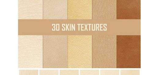 دانلود 30 براش بافت پوست