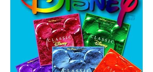مجموعه آهنگ های کارتون های والت ویزنی - Disney Musical Magic