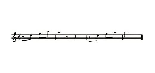 در باب متافیزیک موسیقی (VIII)
