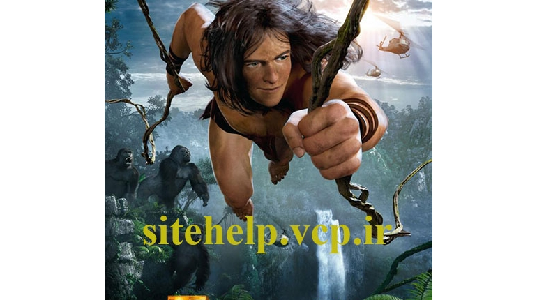 دانلود رایگان انیمیشن تارزان با دوبله فارسی گلوری Tarzan 2013