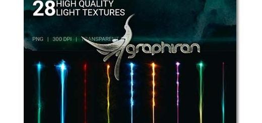 دانلود طرح های خطوط نوری گرافیکی