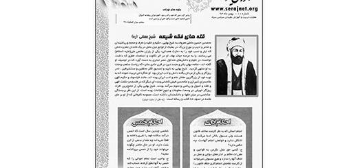 آموزش غیر حضوری فقه واحکام اسلامی شماره 10