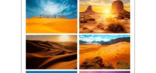 دانلود تصاویر با کیفیت صحرا، بیابان، دشت