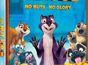 دانلودرایگان انیمیشن جدید و زیبای عملیات آجیل The Nut Job 2014