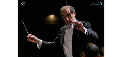 «امیل تاباکوف» ارکستر سمفونیک را رهبری کرد