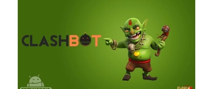 ربات کلش اف کلنز کلش بوت (ClashBot 7.16.3)