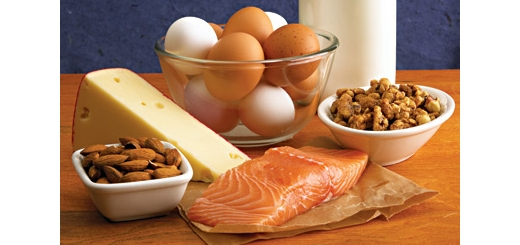 منابع اصلی پروتئین برای بدنسازان