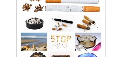 دانلود مجموعه تصاویر با کیفیت سیگار، ته سیگار و خاکستر سیگار