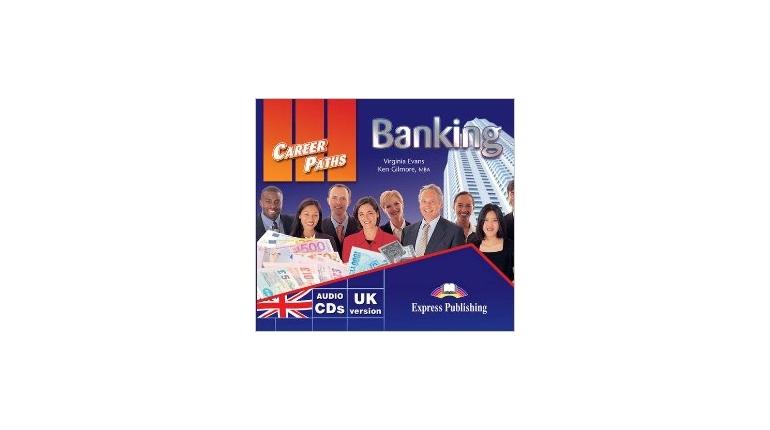 انگلیسی برای بانکداری Career Paths Banking