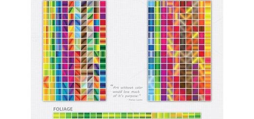 دانلود 789 گرادینت متنوع ایلوستریتور - CreativeMarket 789 Gradients