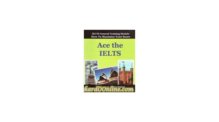 گرفتن نمره بالا در ایلتس با ACE the IELTS