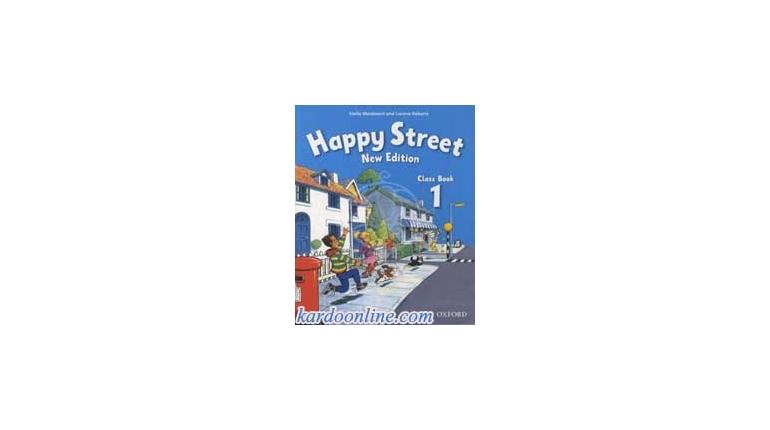یادگیری مقدماتی زبان انگلیسی با Happy Street 1 New Edition
